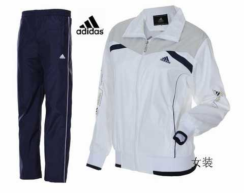 Adidas Survetement Femmes Jogging Adidas A Sport 2000 Survetement