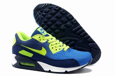 photos officielles 29587 193dc air max 90 hyperfuse jaune fluo,nouvelle air max 90 homme ...