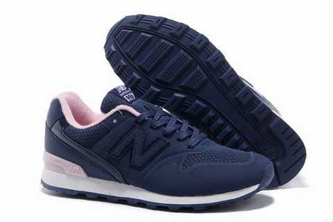 New Balance Femme Hanche Large Chaussure basket 2012new WIH9ED2