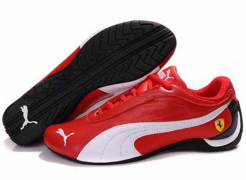 chaussures de foot puma rose,chaussures puma ferrari enfant