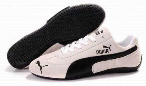 basket puma pas cher pour fille