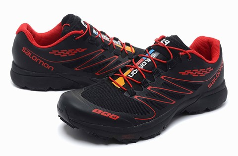 chaussures trail salomon femme
