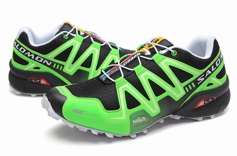 Trail Pas Cher Salomon Femme chaussure Chaussure Promo N80wvmn