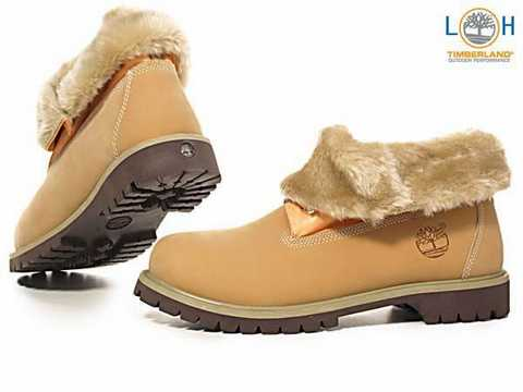 timberland femme taille 36