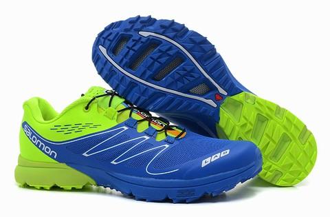 Chaussures Salomon homme et femme : chaussures de randonnée