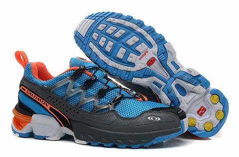 Discount Soldes chaussure Chaussures Marche Salomon vmn0w8N