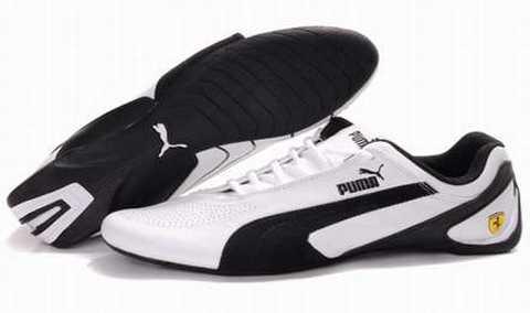 Moins chaussure Puma De Cher Ferrari Enfant Securite Chaussure W2E9IDH