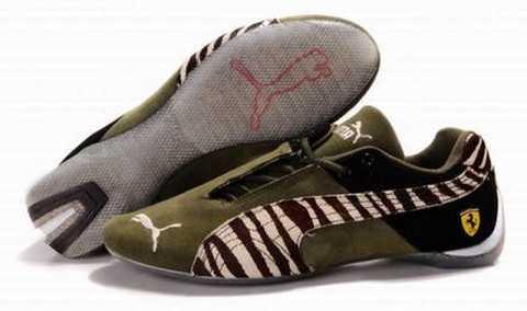 puma homme ferrari chaussure