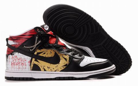 High Nike Homme chaussure High Leopard Nike nike Dunk Basket POwk0n