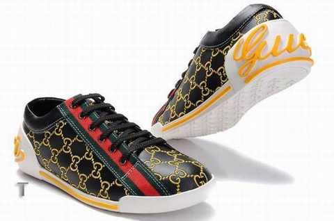 edc2f9b744f gucci chaussure noir