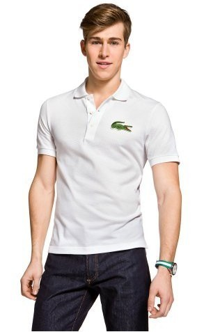 Lacoste Lacoste Écusson Or Paris Polo Polo Écusson WDIbEH2Ye9