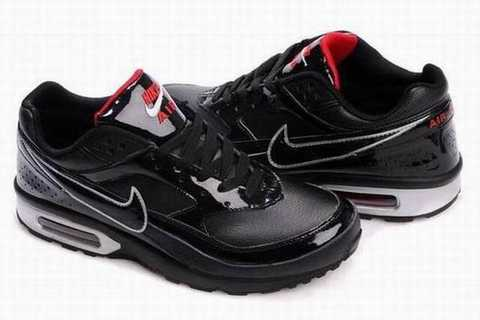 nike air max classic bw noir et or