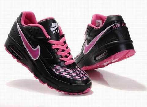 air max bw rose et noir