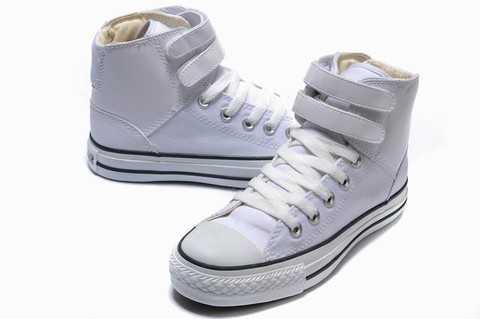 Noir Converse Intersport Cuir Basset Chaussure chaussure uFclK1JT3