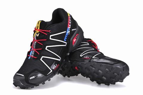 meilleur authentique 4d304 4d6e6 chaussures salomon vieux campeur
