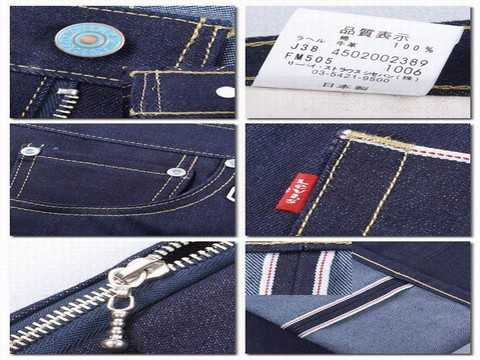 Homme Correspondance Pantalon 560 Levis Taille L5Rq34Aj