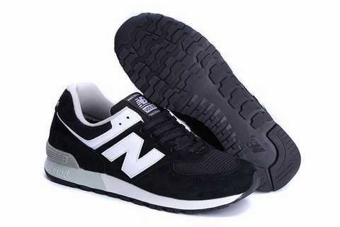 new balance noir zalando