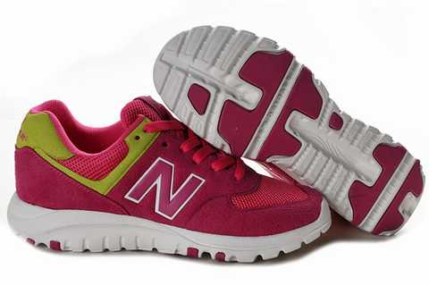 pointure chaussure new balance