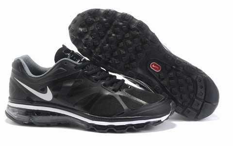 Nike air max 2012 noir et rouge