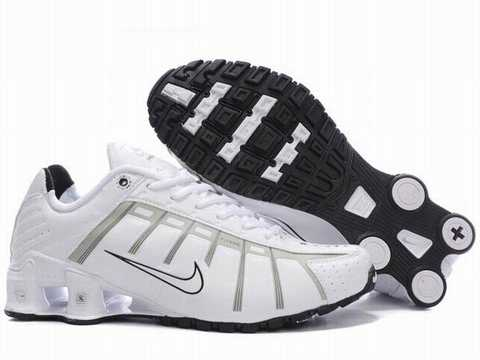 basket homme nike shox pas cher