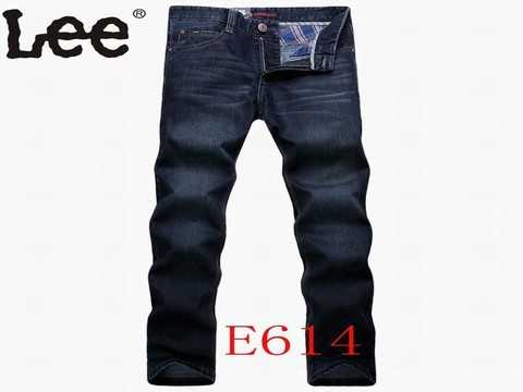 Pantalon Lin Taille jean Jean veste Grande Homme Rider Lee Slim rrH47wq