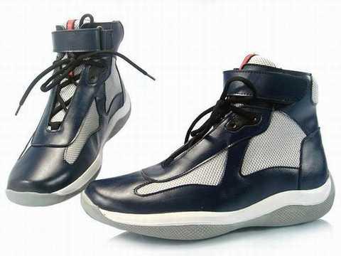 En Italie Chaussures Prada Daim chaussures wSgxqft