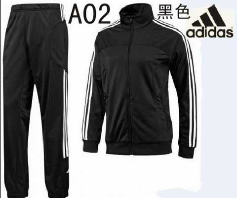 shop sale usa online preview of survetement adidas blanc et noir,survetements adidas ...