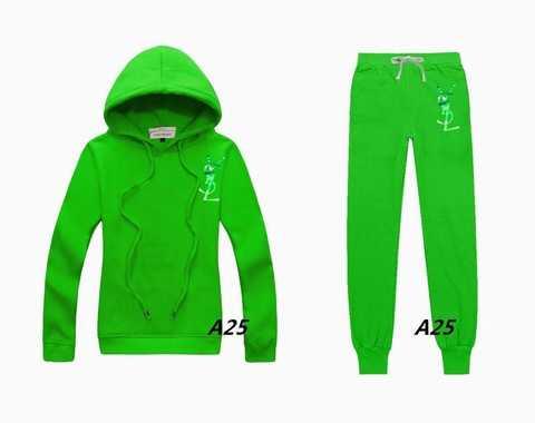 survetement femme adidas vert