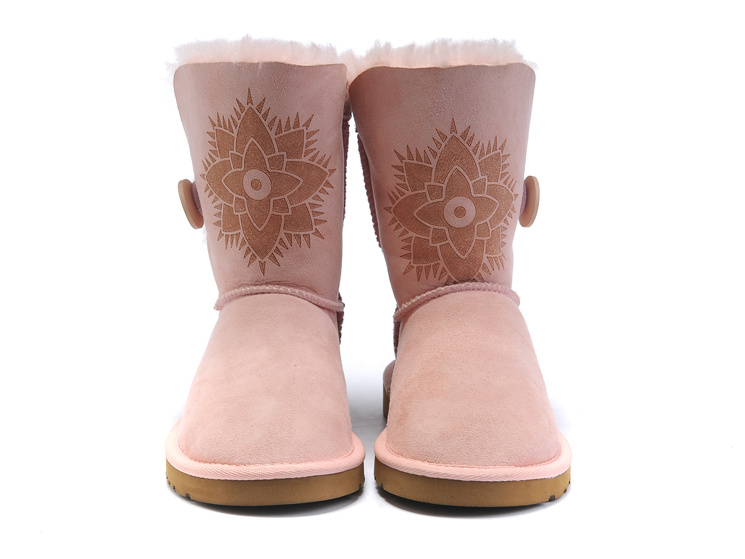ugg pas cher rouge