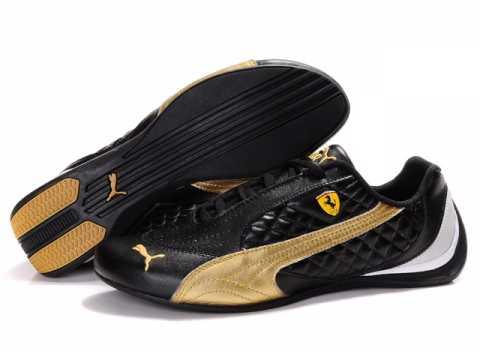 Vente Puma chaussure Prive Chaussures Enfant basket Ferrari eDYHE29IW